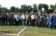 Bupati Bolmong Buka Kegiatan Turnamen Sepak Bola Mini Tahun 2016