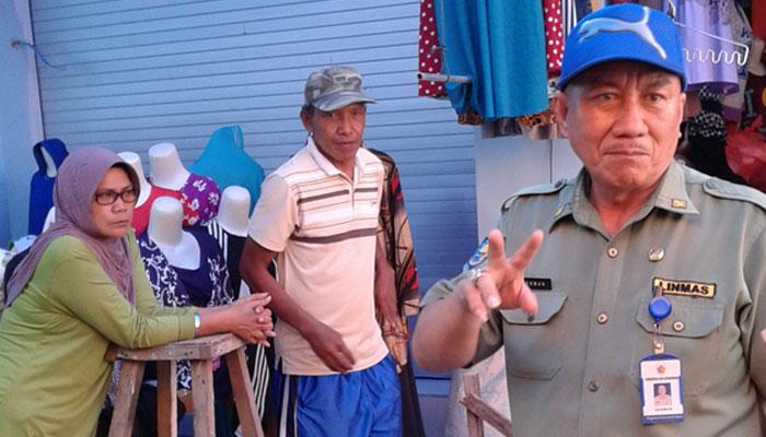 Pemkot Kotamobagu Bakal Ambil Alih Kios Pasar 23 Maret Jika  Pedagang Tidak Segera Menggunakannya