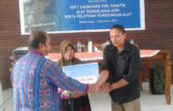 Dispertanak Kotamobagu Terima  Sejumlah Alat Pertanian Dari Bank Indonesia
