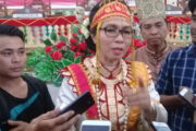 Bupati Bolmong Bangga Perayaan Hut Bolmong di Warnai Baju Adat