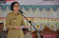 Bupati Bolmong Lakukan Audiens Bersama Masyarakat Lolayan