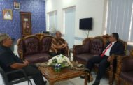 Walikota Kotamobagu Sambut Kedatangan Anggota DPD RI