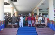Bupati Bolmong Pimpin Upacara Peringatan Hut Kabupaten Yang Ke 64