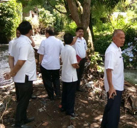 Tim Tanggap Darurat Pemkot Kotamobagu Pantau Sejumlah Sungai