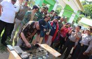 Bersama Dirjen KSDA Bupati Bolmong Hadiri Peresmian Sanctuary Maleo Tambun