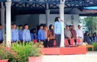 Pimpin Apel Korpri Tatong Himbau Seluruh ASN Pemkot Kotamobagu Bekerja Sesuai Panca Prasetya Korps Pegawai Republik Indonesia