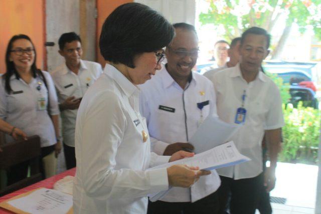 Buapati Bolmong Himbau Panitia Seleksi Guru Kontrak Tidak Main Mata