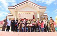 Peringati Hut Koperasi Pemkab Bolmong Gelar Upacara