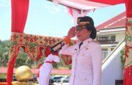 Bupati Bolmong Pimpin Upacara Kemerdekaan RI Ke -73