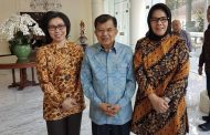 Dua Srikandi Bolmong Hadiri Undagan Wakil Presiden Dalam Kegiatan Lokakarya