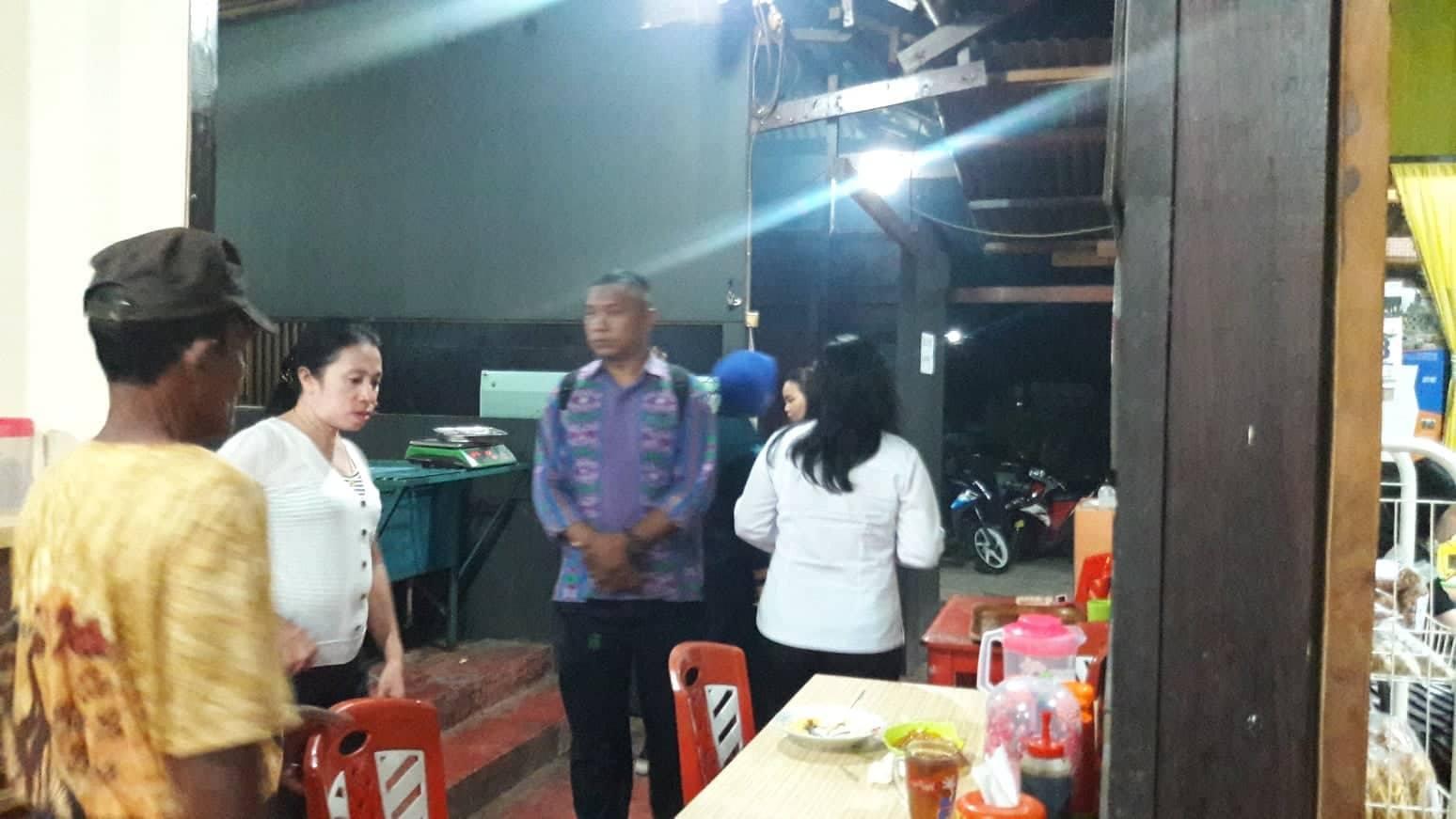 Beberapa Oknum Pegawai BPOM Manado, Terkesan Tidak Punya Etika Saat Sidak Makanan