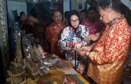 Walikota Kotamobagu Paparkan Potensi Usaha Mikro Pada Pembukaan Pameran di Manado