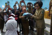 Bupati Bomong Pimpin Rapat Evaluasi BOS dan DAK