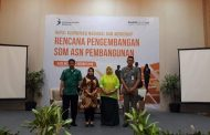 Hadiri Rakornas Pengembangan  SDM ASN, BKPP Dan Bapeda Bolmong Sambangi Bali