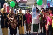 TP PKK Kotamobagu  Hadiri Temu Kader  Perempuan Prov Sulut
