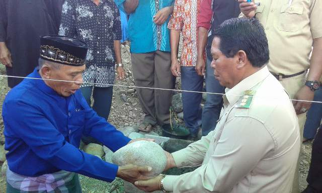 Bupati Bolmong Lakukan Kunker di Dumoga Tenggara