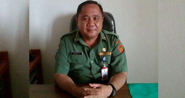 Akhirnya Mul Alif Dilengserkan Dari Jabatan Kaban BLH Kotamobagu