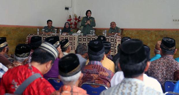 Walikota Gelar Pertemuan Dengan Tokoh Adat Se Kota kotamobagu