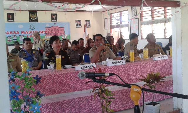 Pemkab Bolmong Sambut Hangat Program Jaksa Masuk Sekolah