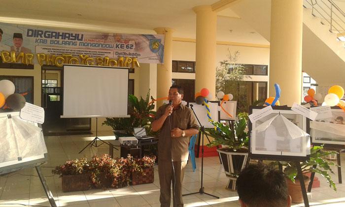 Bupati Bolmong Resmi Buka Kegiatan Bolmong Expo Serta Lomba Karya Jurnalis