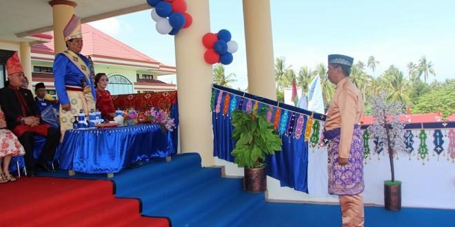 Salihi Mokodongan Sebagai Irup, Upacara Hut Bolmong ke-62 Berlangsung Hikmat