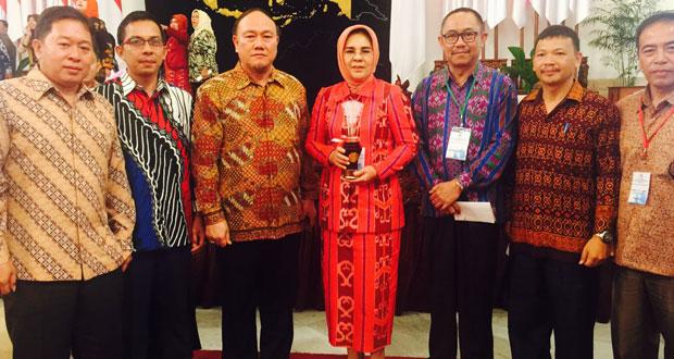 Pemkot Kotamobagu Kembali Tuai Prestasi Adhikarya Pangan Nusantara