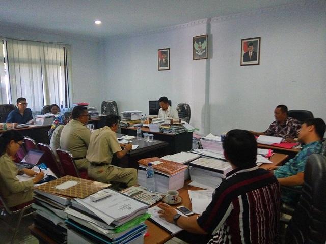 Tiga Komisi DPRD Terus Pacu Pembahasan RAPBD Tahun 2017