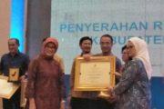 Pemkot Kotamobagu Sabet Penghargaan Dari BPOM RI