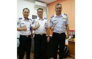 Kordinasi Analisis Dampak Sarana Prasarana Forum Lalu Lintas, Dishub Kotamobagu Sambangi Kemenhub RI