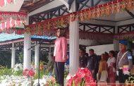 Walikota Kotamobagu Pimpin Apel Peringatan HUT Bhayangkara