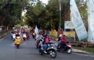 Gelar Road Show KPU Kotamobagu Ajak Warga Untuk Memilih