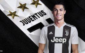 Juventus Resmi Memperkenalkan CR7