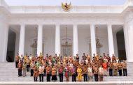 Inilah Daftar Mentri Kabinet Jokowi -Jk yang Nyaleg 2019