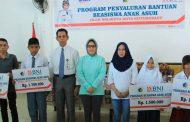 Walikota Kotamobagu Kucurkan Bantuan Pada Ribuan Anak Asuh
