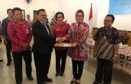Bupati Bolmong Suport  Alih Status UDK