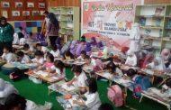 Kembangkan Potensi Anak Pemkot Kotamobagu Gelar Lomba Mewarnai