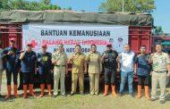 Tatong Lepas Tim Relawan Dan Logistik Untuk Korban Sulteng