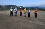 Tim Itjen Kemenhub Audit Pembangunan Bandara Lolak