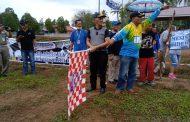 Wakili Bupati Bolmong Asisten ll Buka Kejurda Grass Track