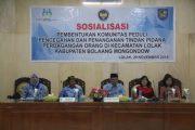 Pemda Bolmong Gelar Kegiatan Seminar Pencegahan Tindak Pidana Perdagangan Orang