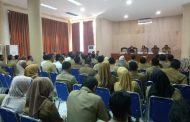 Pemkab Bolmong Gelar Rapat Pertemuan Dengan Tim BPK