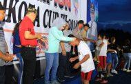 Tatong Tutup Turnamen Walikota Cup