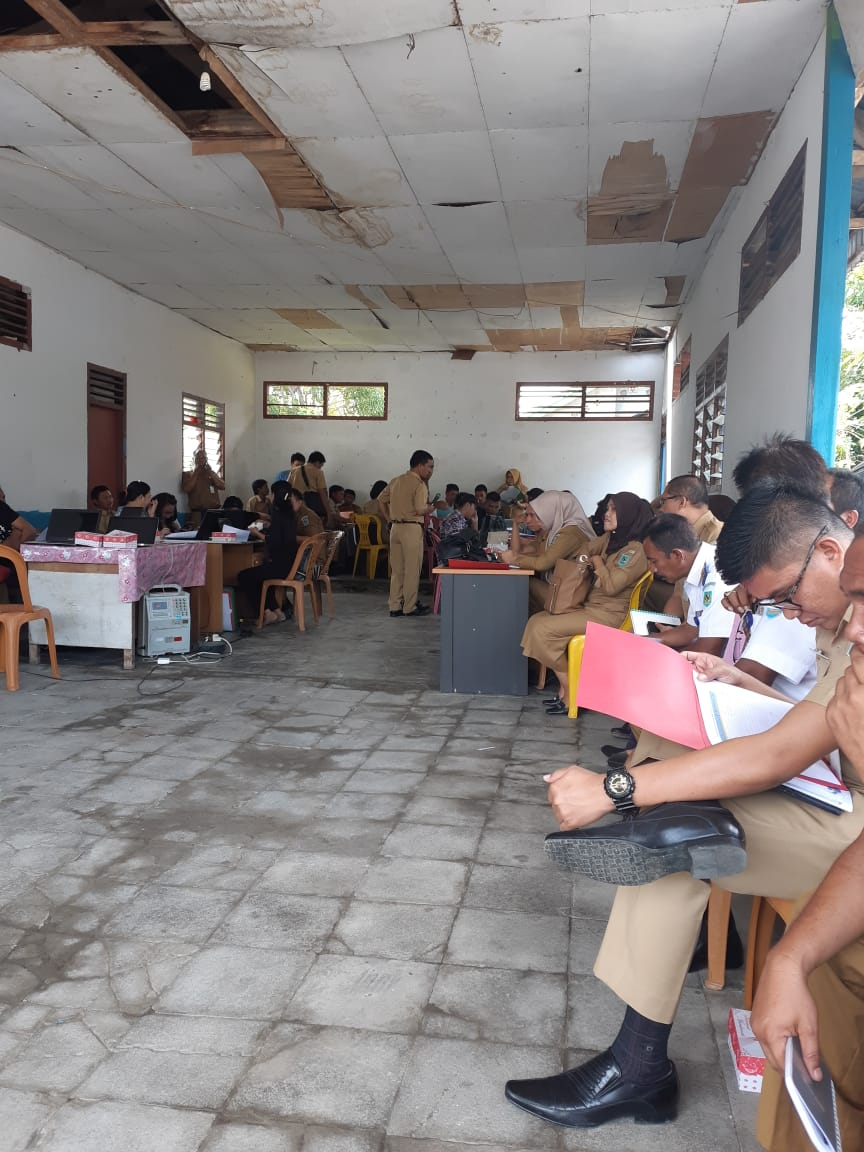 Pemkab Bolmong Gelar  Musrembang Tingkat Kecamatan