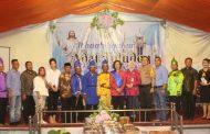Kehadiran Yasti Pada Perayaan Tulude Jadi Kebanggaan Tersendiri Bagi Masyarakat dan Jemaat GMIBM Solagratia Buntalo