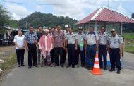 Tingkatkan PAD, Dishub Bolmong Dirikan Pos Parkir di Jalan RSUD Datoe Binangkang
