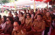 Bupati Bolmong Hadiri Perayaan 3 Tahun Pemerintahan OD - SK