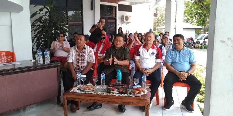DPRD Kotamobagu Sukses Gelar Forkom Sekertariat Dewan Se – Sulut