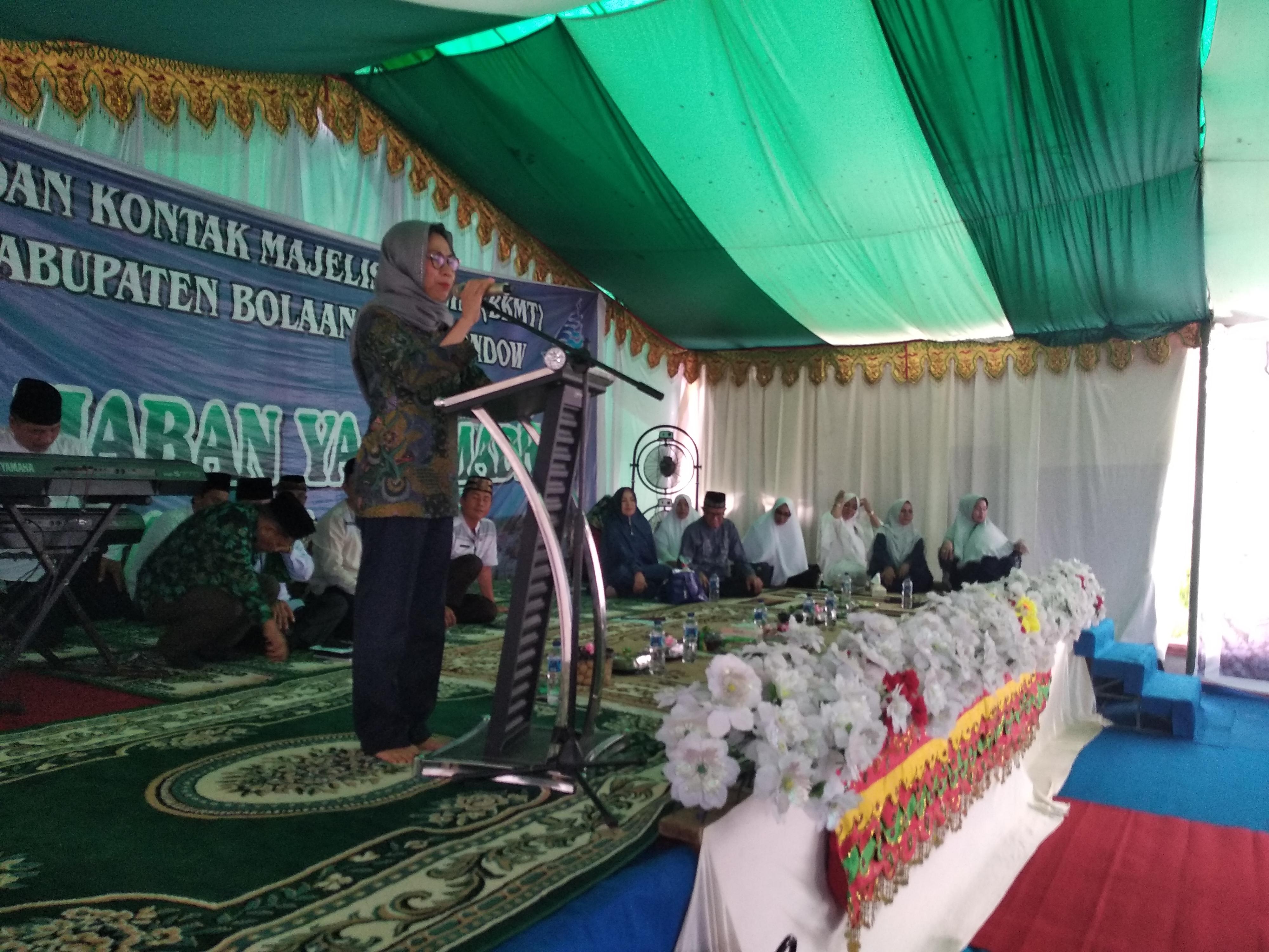 Sambut Bulan Suci Ramadhan Bupati Bolmong Himbau ASN Tetap Jaga Kualitas Kerja