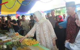 Bupati Bolmong Hadiri Perayaan Kulipot Desa Mopait