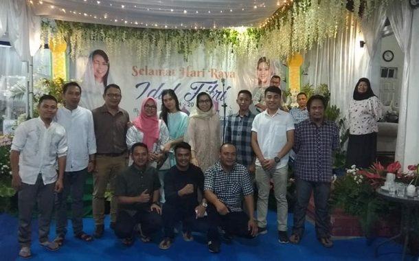 Inilah Rangkaian Silaturahmi SJB dan Pemkab Bolmong di Moment  Idul Fitri